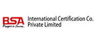 BSA International Certifications Provider